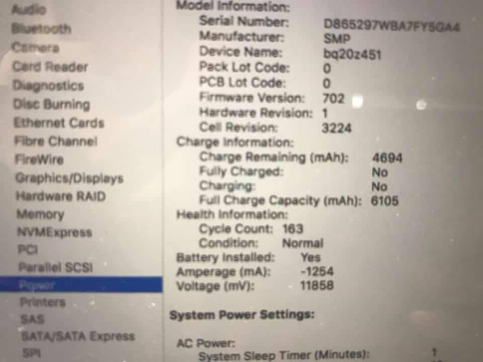 Macbook Battery Replacement - KissMyMac